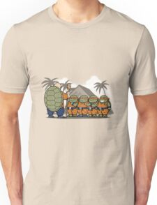 Dragon Ball Z - Ninja Kame Kids Unisex T-Shirt