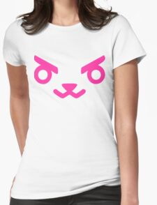 Overwatch Logo Nerf This 5 Womens Fitted T-Shirt