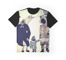 Wildago's Hannah in the Snow Graphic T-Shirt