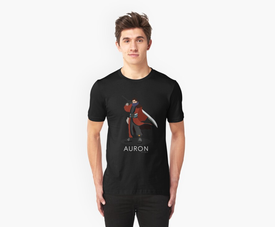 Auron final fantasy x quot t shirts amp hoodies by daniel espinola