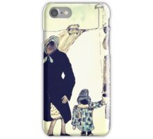Wildago's Hannah in the Snow iPhone Case/Skin
