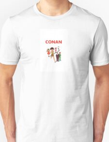 Conan Future Boy T-Shirt