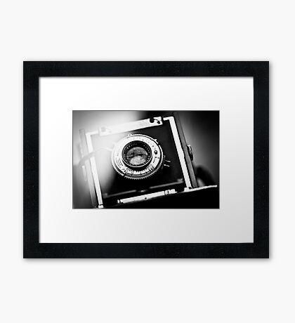 Camera Framed Print