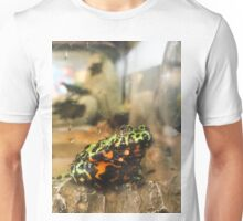hello world from mr toad Unisex T-Shirt