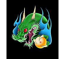 shinron of dragon ball z Photographic Print