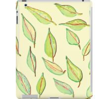 Leaves in the Wind iPad Case/Skin