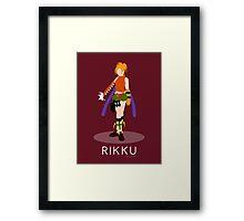 Rikku - Final Fantasy X Framed Print