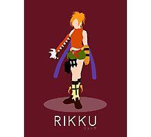 Rikku - Final Fantasy X Photographic Print