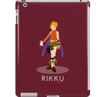 Rikku - Final Fantasy X iPad Case/Skin