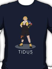 Tidus - Final Fantasy X T-Shirt