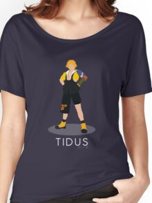 Tidus - Final Fantasy X Women's Relaxed Fit T-Shirt