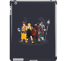 Men - Final Fantasy X iPad Case/Skin