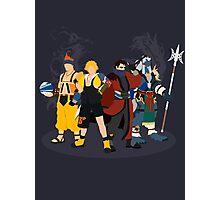 Men - Final Fantasy X Photographic Print