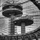 New York City Pavilion by Bill Wetmore