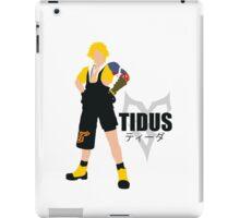 Tidus II - Final Fantasy X iPad Case/Skin