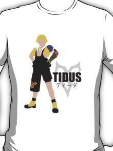 Tidus II - Final Fantasy X T-Shirt