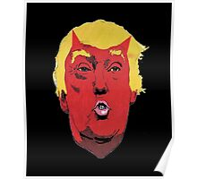 Anti-Trump for President 2016 T-Shirt Poster