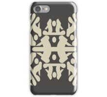 s magneto typography iPhone Case/Skin