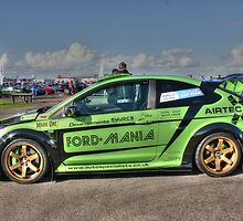Green RS in HDR by Vicki Spindler (VHS Photography)