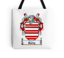 Barry (Wexford) Tote Bag