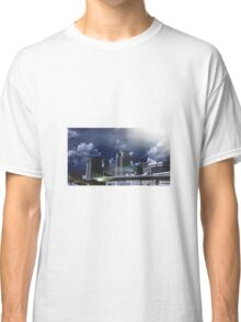 Black and White Downtown Orlando Classic T-Shirt