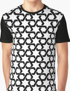 Arabic intricate pattern Graphic T-Shirt