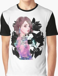#7 Lilies Graphic T-Shirt