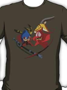 Nausicaa and Ashitaka T-Shirt