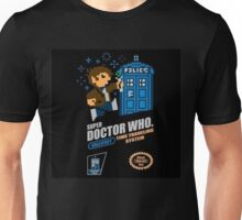 """Doctor Who """"SNES Who"""" Unisex T-Shirt"""