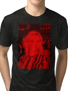 Cate Sayers - Celebrity Tri-blend T-Shirt
