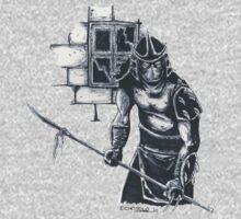 Enter The Shredder! by EchoSoloArt