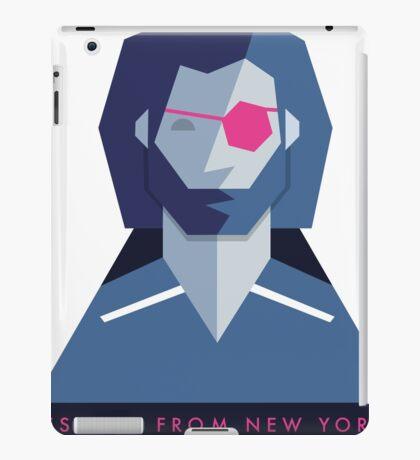 Escape from New York (1981) 80s Sticker iPad Case/Skin