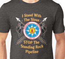 Standing Rock Sioux Crossed Arrows Unisex T-Shirt