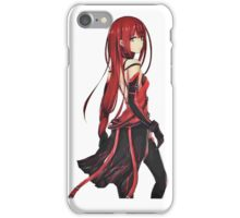 Red Whiplash Anime iPhone Case/Skin