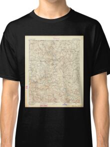 USGS TOPO Map Arkansas AR Mountain Home 260544 1894 125000 Classic T-Shirt