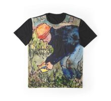 Wildago's Berry Picker Graphic T-Shirt