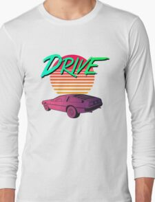 Drive. Long Sleeve T-Shirt