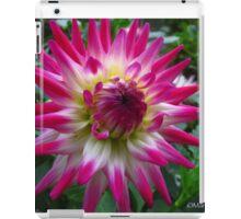 Delightful Dahlias iPad Case/Skin