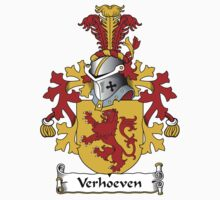 Verhoeven Coat of Arms (Dutch) by coatsofarms