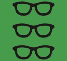 Smart Glasses Pattern Kids Tee