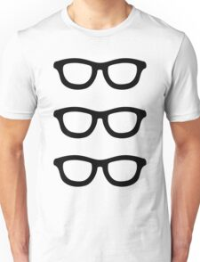 Smart Glasses Pattern Unisex T-Shirt