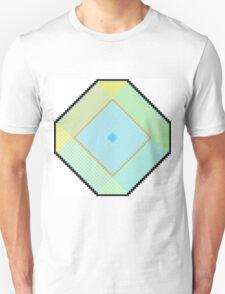 Octagon Diamond Unisex T-Shirt