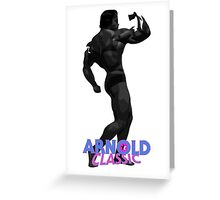 ARNOLD CLASSIC Greeting Card