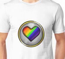 LGBTQ+ Heart Unisex T-Shirt