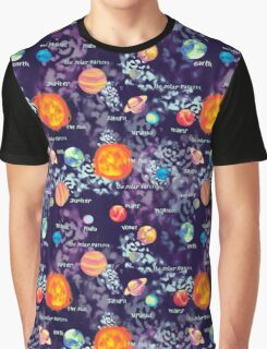 Cosmic colors Graphic T-Shirt