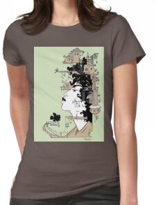 Woman King Womens Fitted T-Shirt