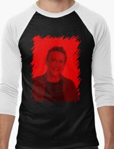 Jason Segel - Celebrity Men's Baseball ¾ T-Shirt