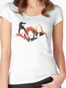 Just a Bunch of Hocus Pocus Women's Fitted Scoop T-Shirt