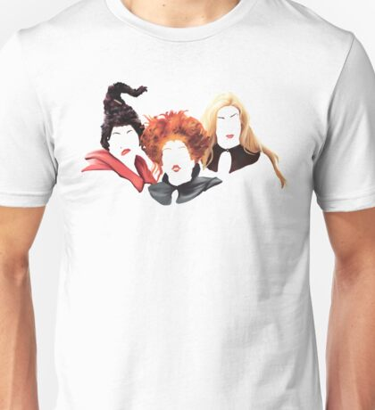 Just a Bunch of Hocus Pocus Unisex T-Shirt