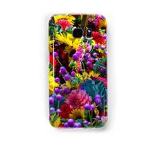 FARMERS MARKET FLOWERS Samsung Galaxy Case/Skin